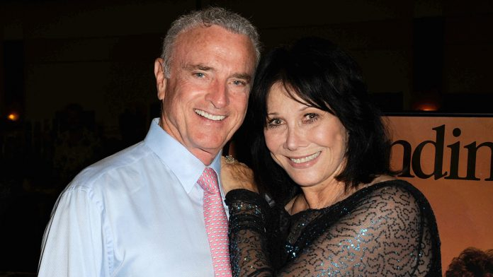 'Knot's Landing' star Michele Lee on befriending Kevin Dobson: He was 'very protective of me'