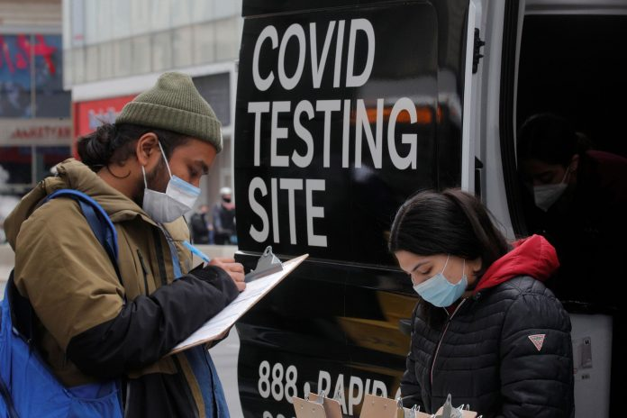 Americans have 'distorted perception' of Covid risk
