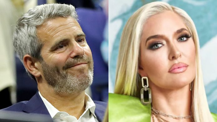 Andy Cohen addresses 'questionable' Erika Jayne doc about legal troubles, her future on 'Real Housewives'