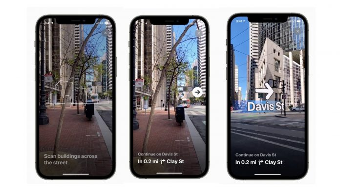 Apple AR announcements at WWDC 2021