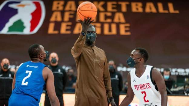 'Basketball Africa League completes the basketball pathway' - Fall