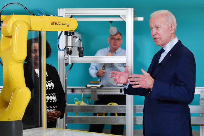 Biden administration plans to strengthen critical supply chains