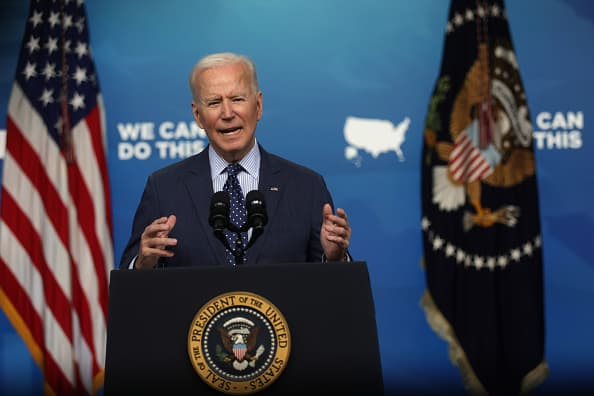 Biden administration to say it won't likely hit Fourth of July vaccine goals