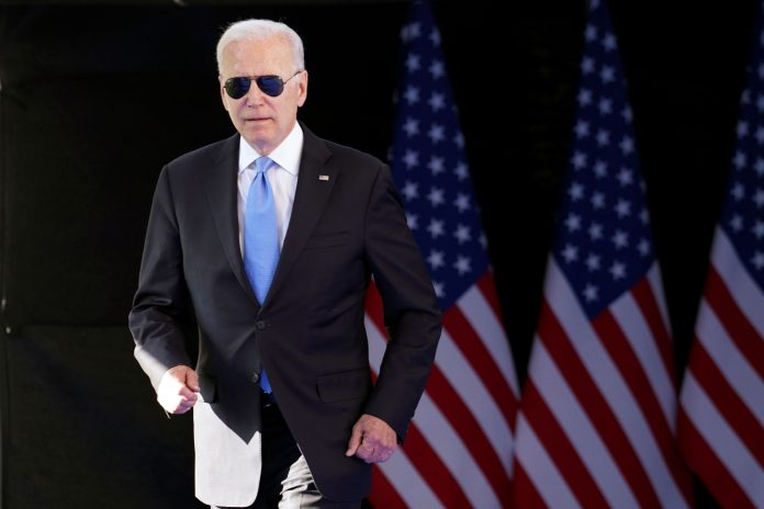 Biden holds press conference after meeting with Putin
