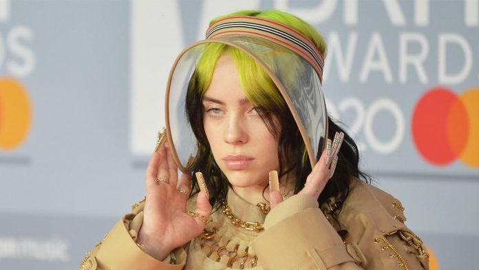 Billie Eilish debuts new song and music video, 'Lost Cause'