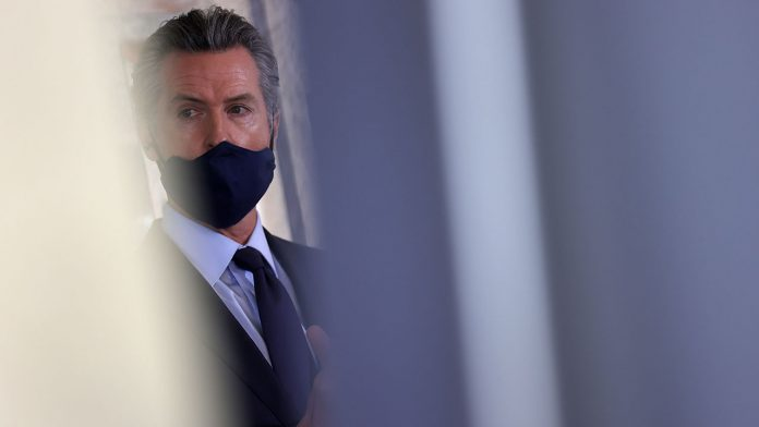 California Gov. Newsom accosted by man who was arrested and charged with assault