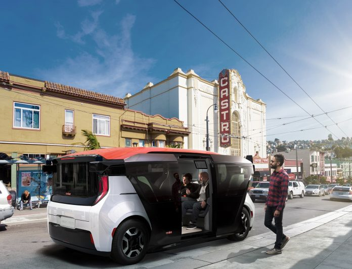California will allow Cruise to give rides in driverless test vehicles