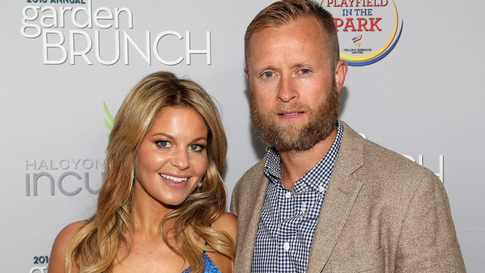Candace Cameron Bure admits PDA with husband Valeri Bure 'grosses' their kids out: 'I do understand'