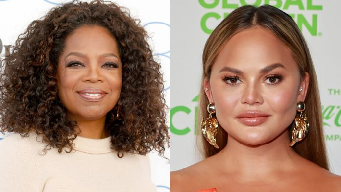 Chrissy Teigen looking to do a 'Meghan Markle'-type interview with Oprah Winfrey to 'tell her truth': report