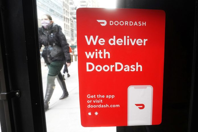 DoorDash and Albertsons partner on same-day grocery delivery