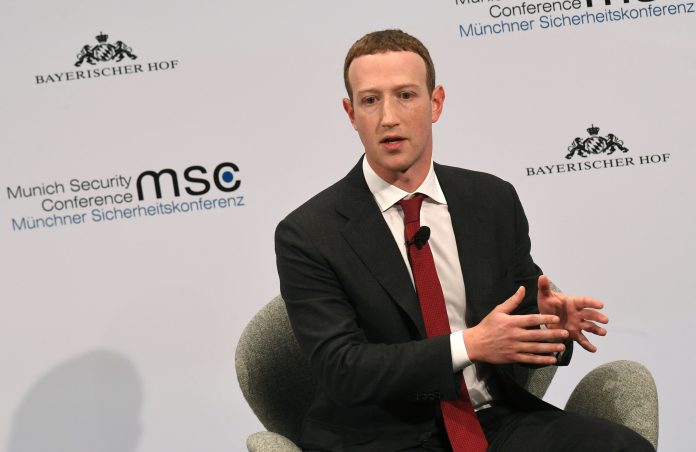 Facebook won't take a cut from creators until 2023, Zuckerberg says