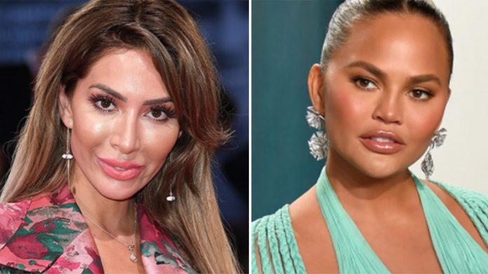 Farrah Abraham reacts to Chrissy Teigen's cyberbullying statement: She still 'has not apologized' to me