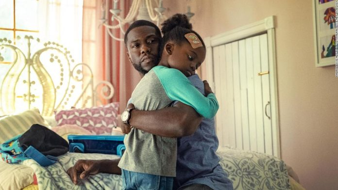 'Fatherhood' review: Kevin Hart gets the chance to show off his serious side in a new Netflix movie