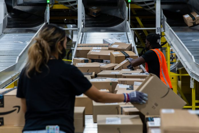 First day of Amazon Prime Day draws most online spend in 2021: Adobe