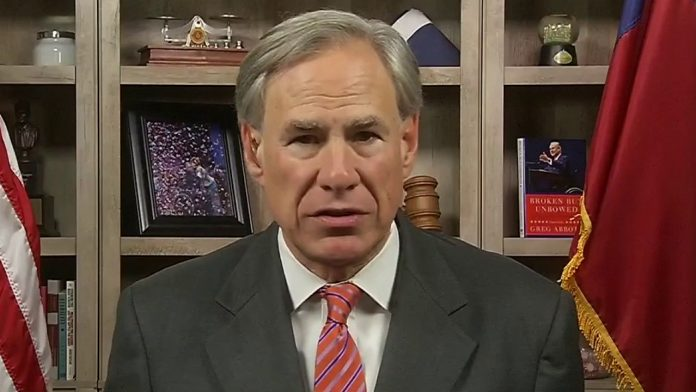 Gov. Abbott lauds fewest confirmed new COVID-19 cases in Texas