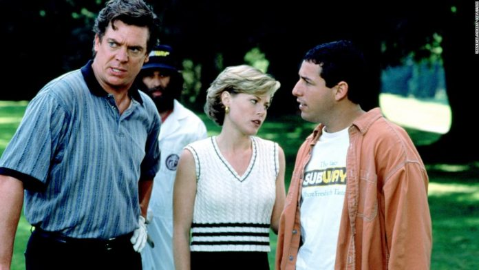 'Happy Gilmore': 'Everybody loves to hate the villain,' says Shooter McGavin
