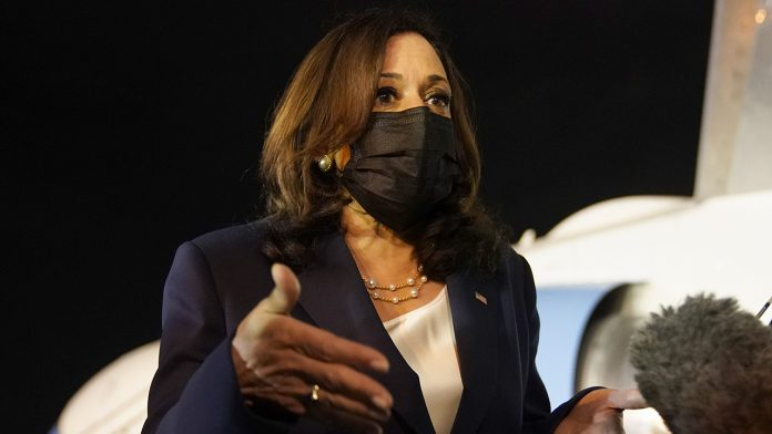 Harris falsely claims 'we've been to the border' when pressed on lack of visit