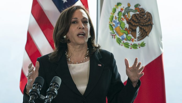 Harris says Mexico's refusal to take back migrant families was not discussed during trip