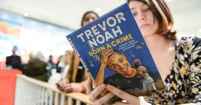 I asked my daughter if she'd read Dickens. She asked me if I had read Trevor Noah's memoir.