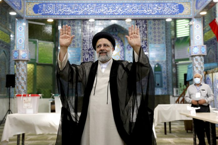Iran dissidents blast 'sham' election after hardliner tied to executions becomes President