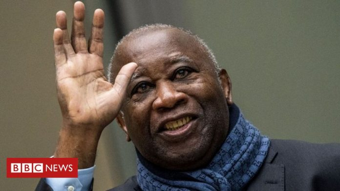 Ivory Coast's ex-President Gbagbo to return home after ICC acquittal