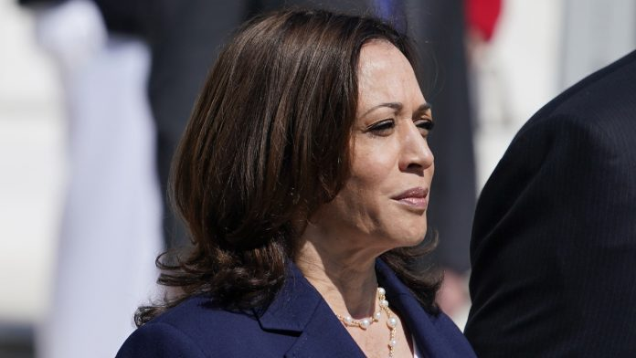 Kamala Harris' plane forced to turn back because of 'technical issue'