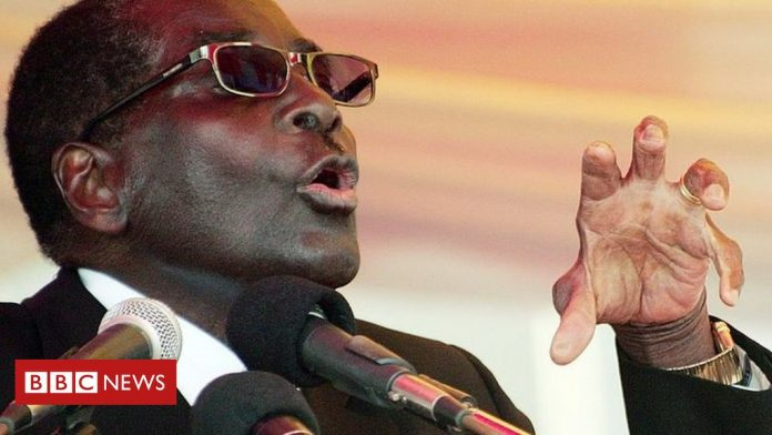 Letter from Africa: How Zimbabwe is still haunted by Robert Mugabe