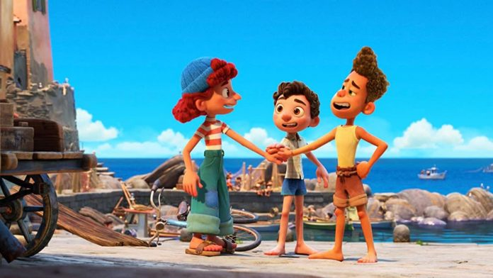 'Luca' may be going to Disney+, but Pixar's future is in theaters