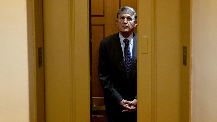Manchin on filibuster: WV senator dodges questions on potentially lowering threshold to 55