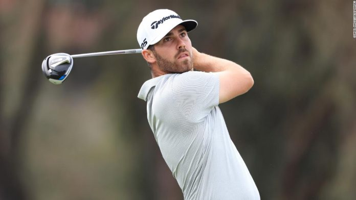 Matthew Wolff, in contention at the US Open, opens up on mental health