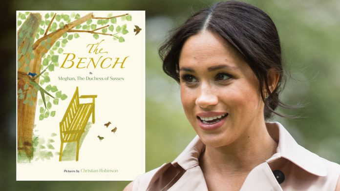 Meghan Markle celebrates 'The Bench' becoming a bestseller, talks how it shows 'another side of masculinity'