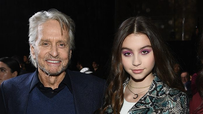 Michael Douglas admits he was mistaken for daughter's grandfather: 'A little rough'