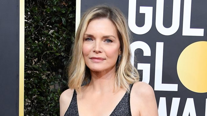Michelle Pfeiffer stuns in rare photo with 28-year-old daughter Claudia Rose