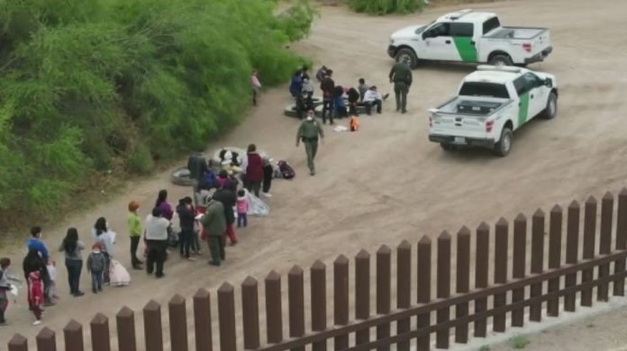 Migrant encounters rises above 180K in May as border crisis continues