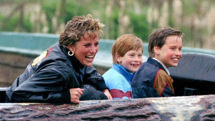 Princess Diana 'wanted to see her boys,' said pal about the royal's last phone call before her tragic death