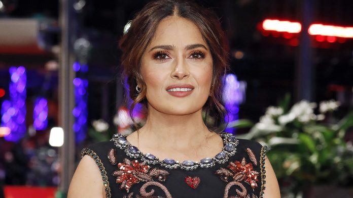 Salma Hayek talks weight loss struggles: Women are 'expected not to age'
