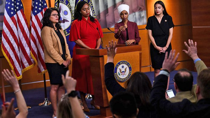 'Squad' reps rally to defense of Ilhan Omar after fellow Dems lambaste her over Israel comments
