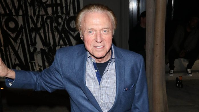 Steve Lawrence's son David accused of taking advantage of father's dementia