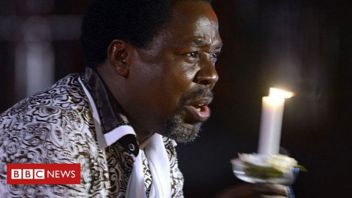 TB Joshua: The Nigerian outsider who became a global televangelist star