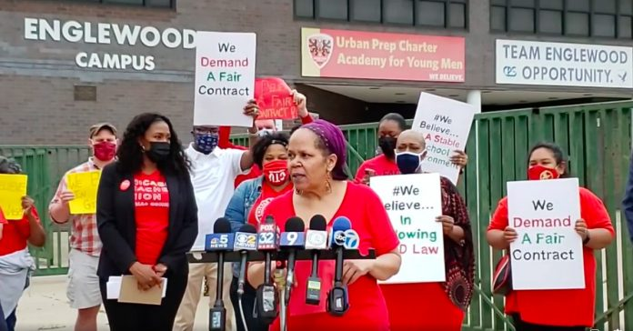 Teachers at Chicago's Urban Prep Academies are on strike. What to know