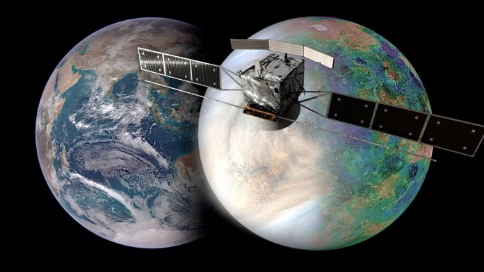 Venus: European Space Agency mission aims to unlock mysteries of 'Earth's twin' | Science & Tech News