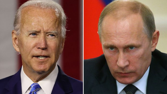 Will Biden raise microwave directed-energy attacks on US spies and diplomats with Putin?