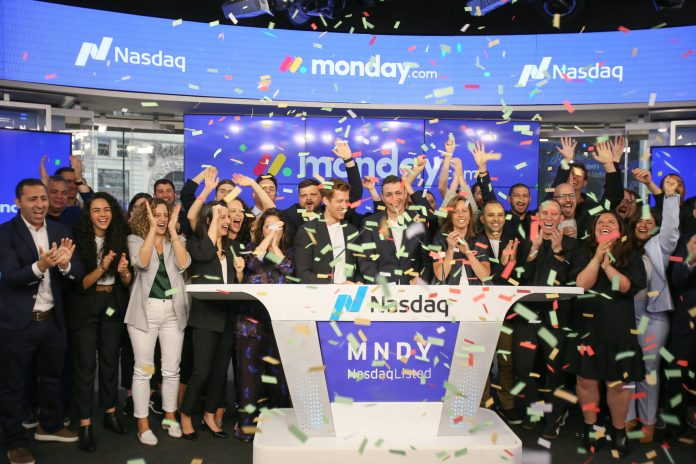 Zoom and Salesforce make $23 million after IPO of Israel's Monday.com