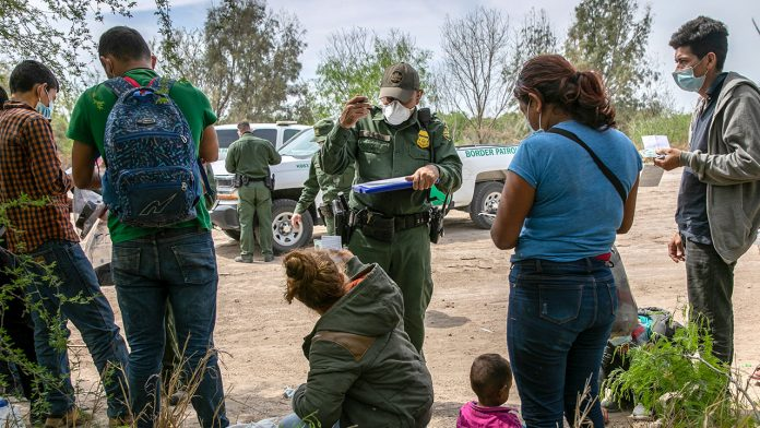 Border Patrol union official warns COVID-positive migrants being released into US 'day in, day out'