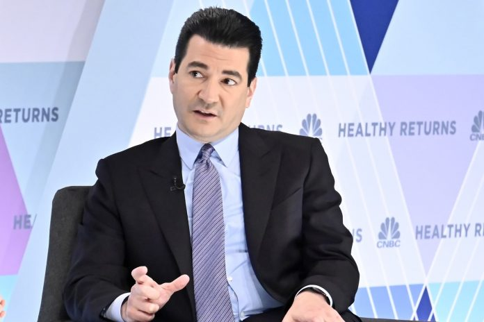 Dr. Scott Gottlieb says the Covid delta spike may peak in late August