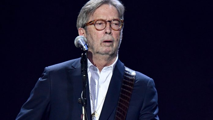 Eric Clapton says he won't play at venues where coronavirus vaccine proof is required
