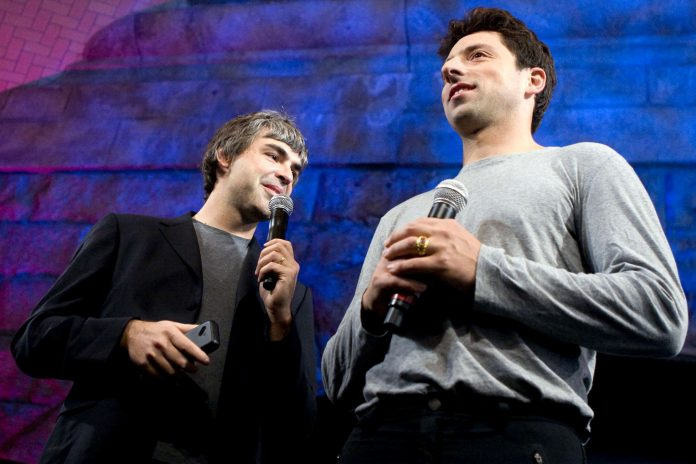 Google founders Page, Brin, have sold $1 billion in stock since May