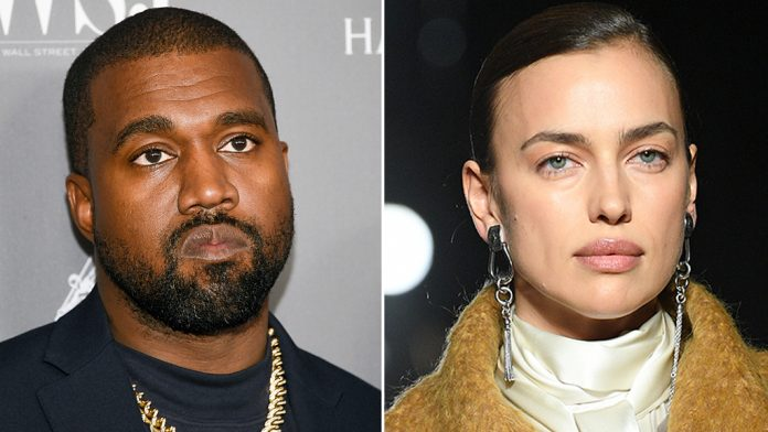 Kanye West and Irina Shayk are cooling off one month after they sparked dating rumors: report