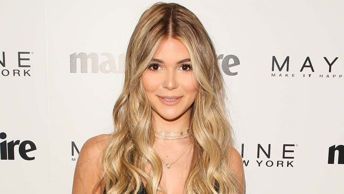 Olivia Jade responds to 'Gossip Girl' jab about her mother Lori Loughlin going to prison