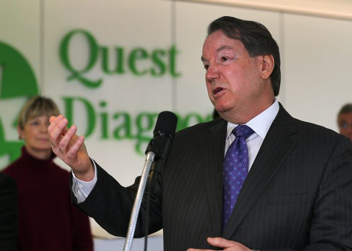 Quest Diagnostics is seeing a rise in Covid tests as delta variant spreads, CEO says